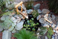 Bamboo Fountains | jesse garden