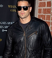 Jesse Metcalfe at What Goes Around Comes Around LA Store Opening 2011