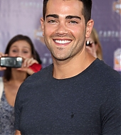 Jesse Metcalfe at Captain America Premiere
