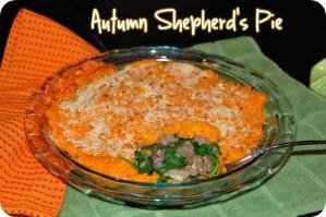 Autumn Shepherd's Pie