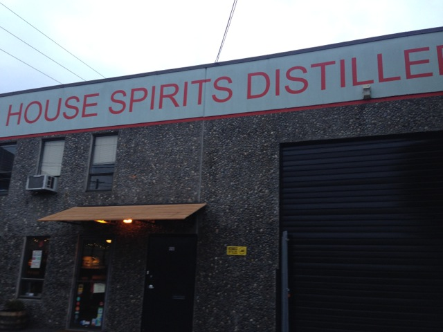 House Spirits Distillery, Portland, OR