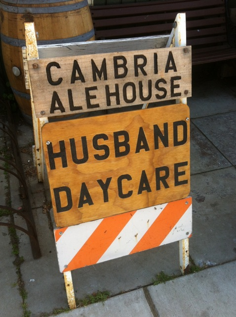 Cambria Ale House, Cambria, CA