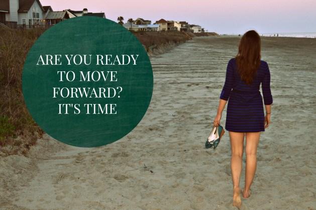 ready to move forward