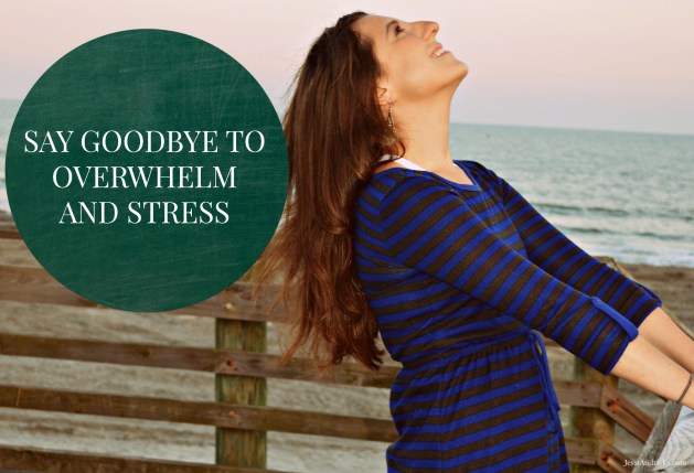 Goodbye Overwhelm