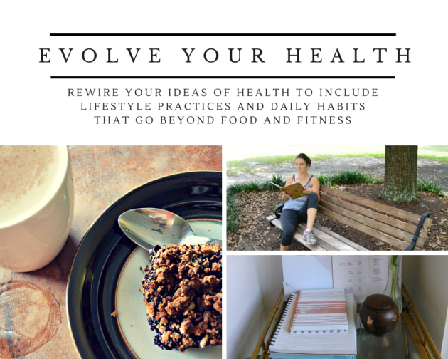 Evolve your health