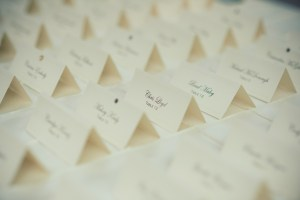 Wedding Escort Cards - Image by: Meredith Rogers Photography | http://jessicadum.com/portfolio/hannah-terrence/