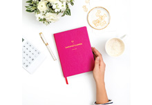 Emily Ley's Simplified Planner - Weekly Addition | Jessica Dum Wedding Coordination November Favorites