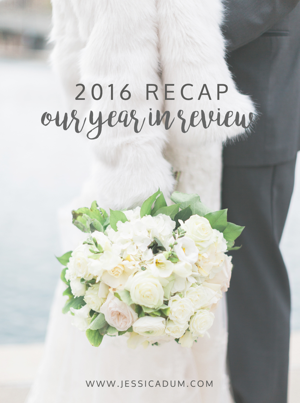 2016 Business Recap | Jessica Dum Wedding Coordination