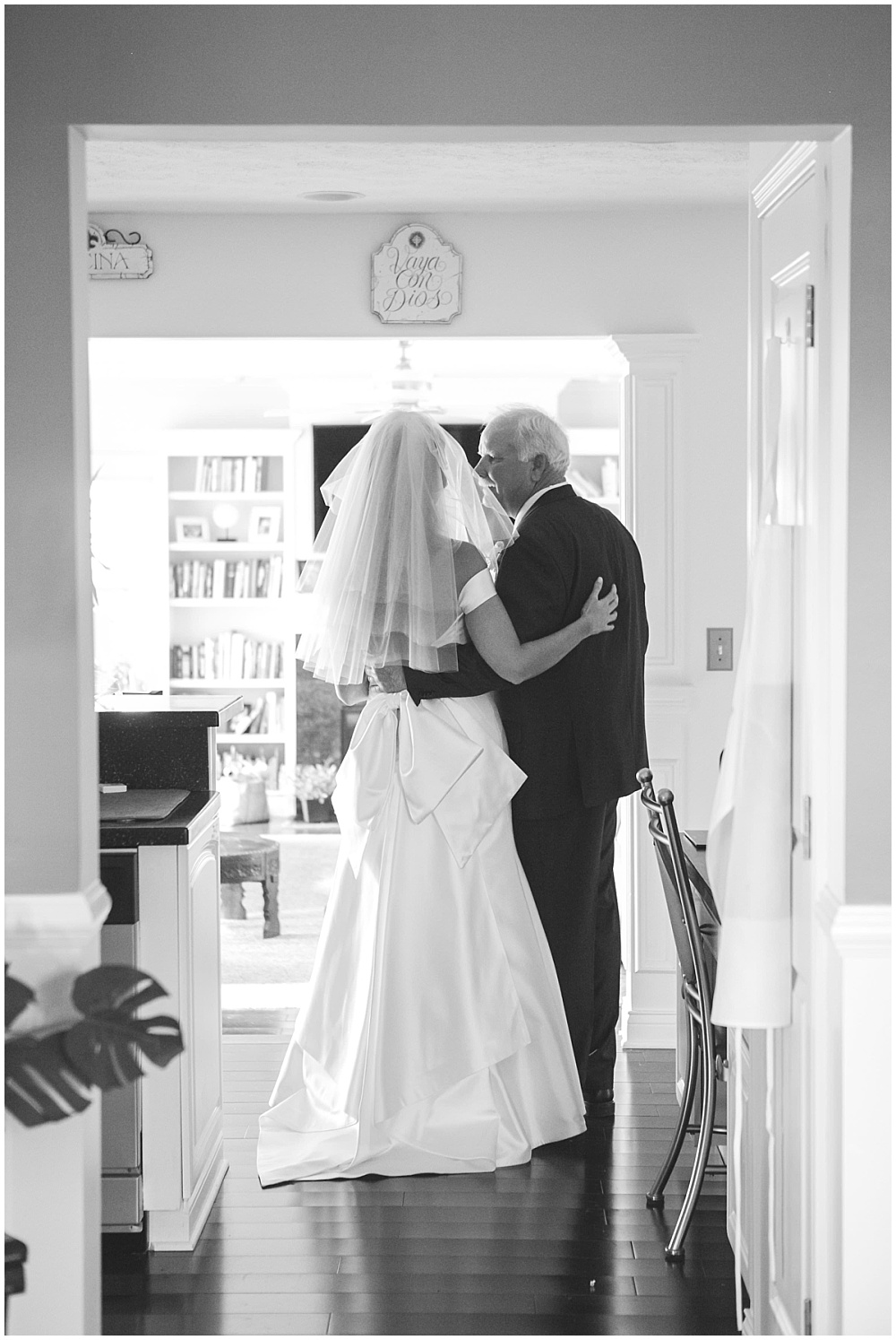 Bride and Father of the Bride moments | Family Farm wedding by SB Childs Photography & Jessica Dum Wedding Coordination