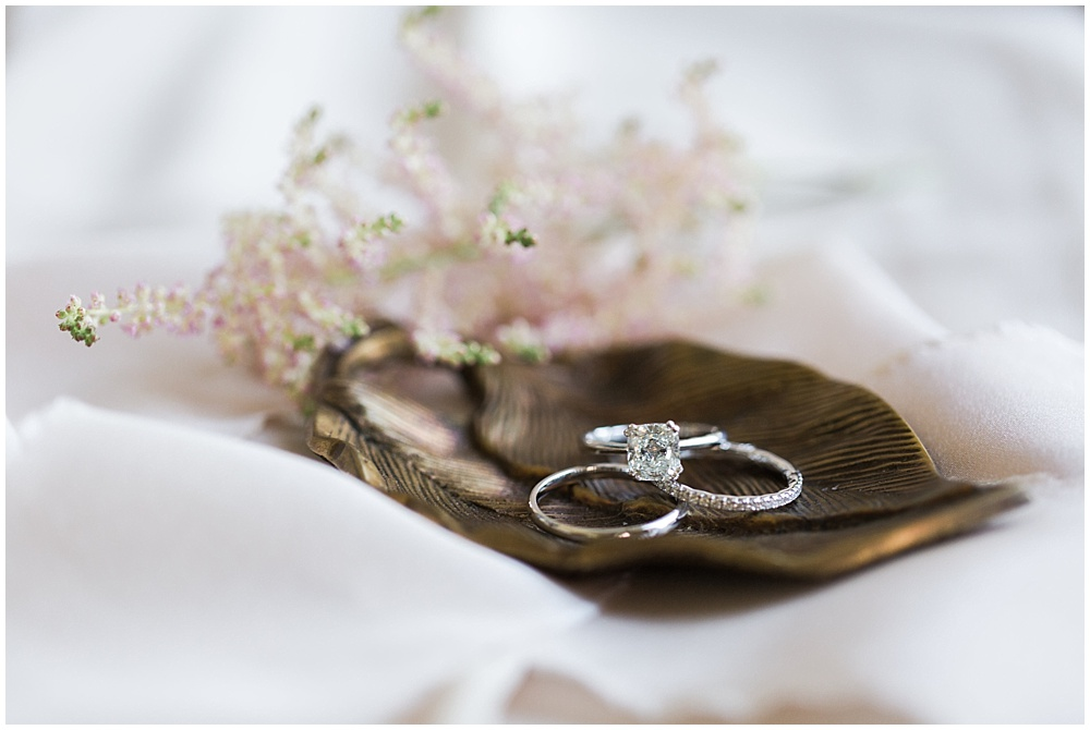 wedding rings | Navy and Gold Wedding at Laurel Hall with Ivan & Louise Photography + Jessica Dum Wedding Coordination