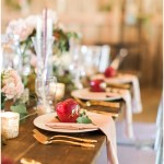apple place setting, rustic barn wedding, Ivan & Louise Images, Jessica Dum Wedding Coordination