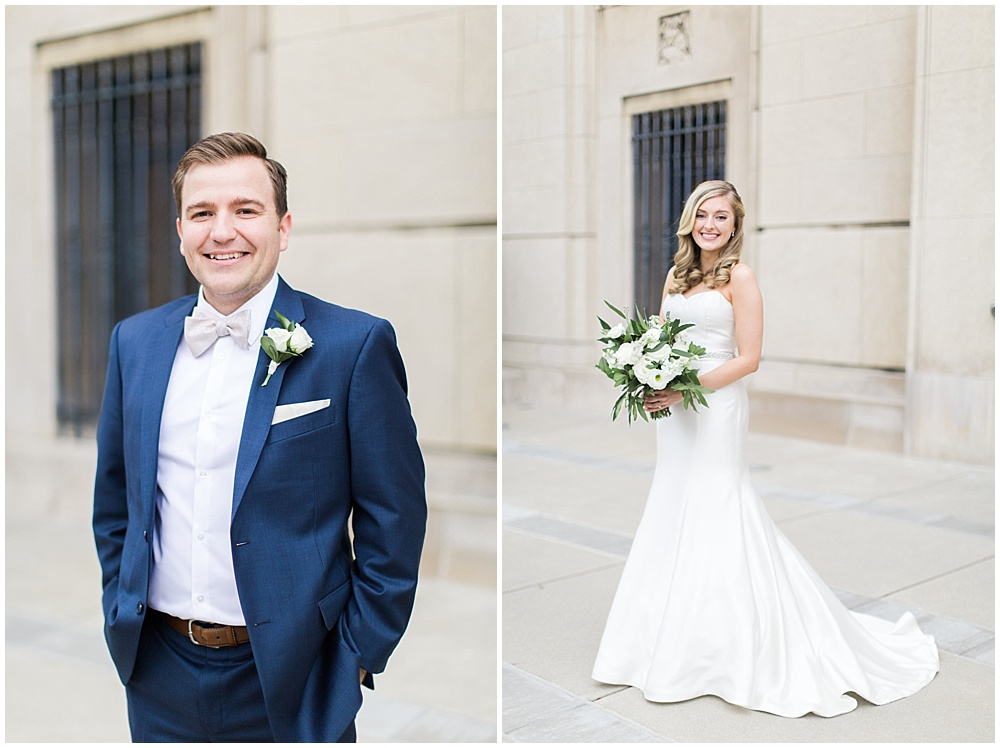bride and groom portraits | Ivan & Louise Images and Jessica Dum Wedding Coordination