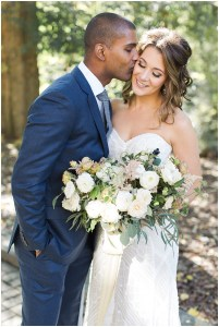 White fall bouquet   Laurel Hall wedding with Ivan & Louise Images + Jessica Dum Wedding Coordination