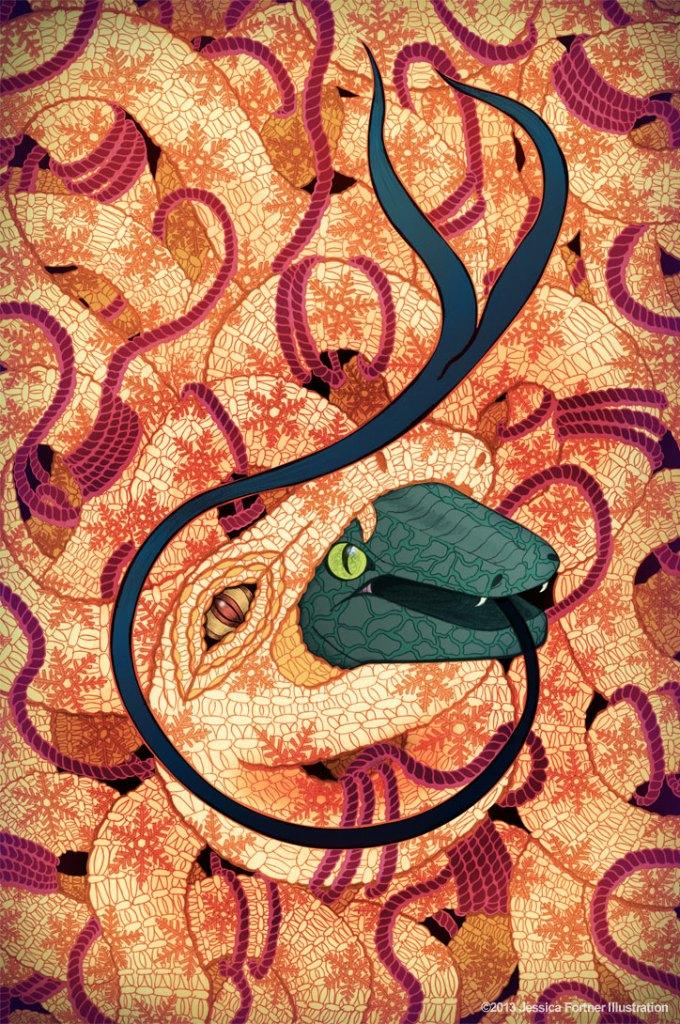 SnakeSkin By Jessica Fortner