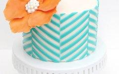chevron-cakes