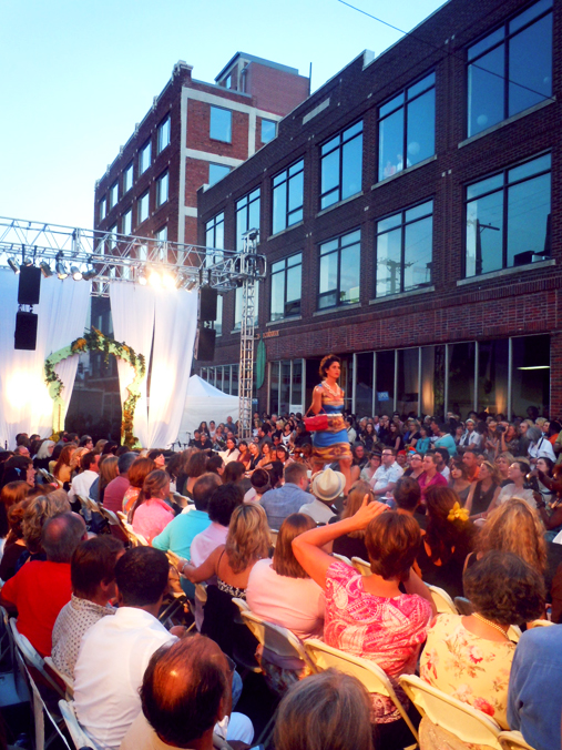 18th Street Fashion Show KC