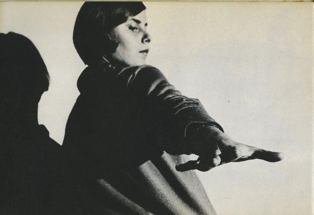 Poet Adrienne Rich