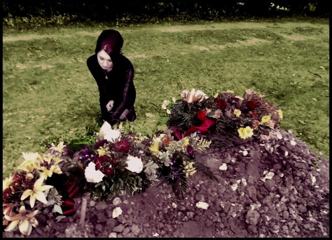 Doug Arrow Grave | Jessica J Johnston | Cosby, MO