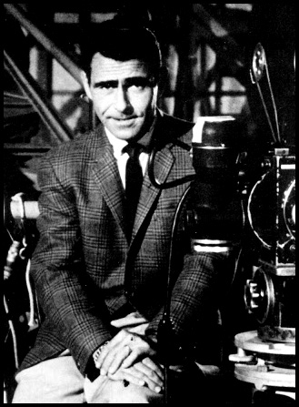 Rod Serling, Twilight Zone Creator