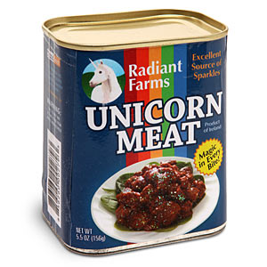 Unicorn Meat Geek Gift