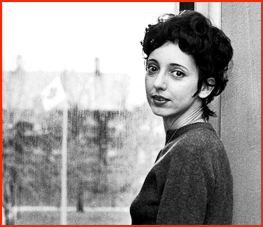 Joyce Carol Oates as a young writer