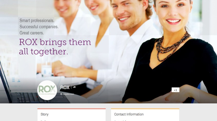 ROX Social Media Branding Design