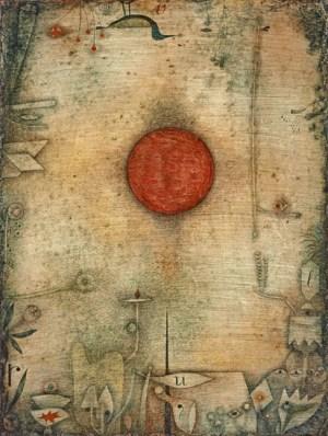 Paul Klee: Ad marginem, 1930. Foto: P Bühler/Kunstmuseum Basel