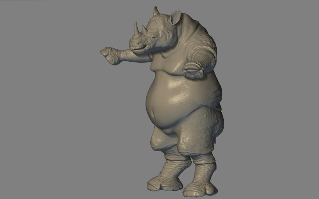 Sumo Rhino