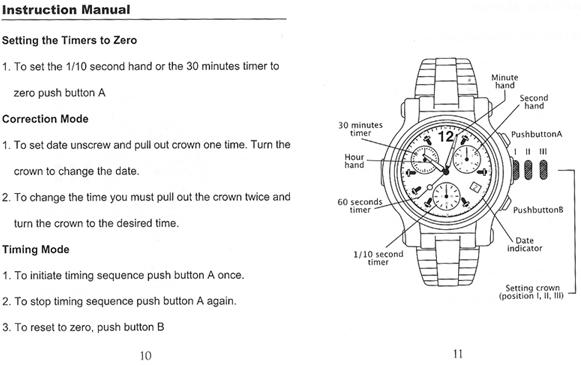 wr30m digital watch manual and diagram