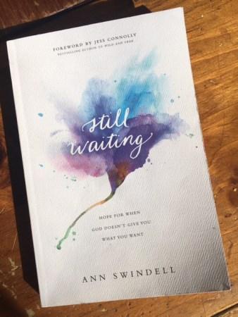 Still Waiting by Ann Swindell