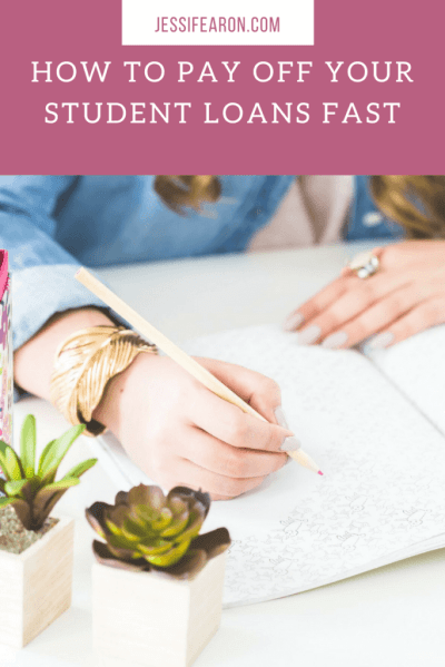 Refinancing your student loans - should you do it? - Jessi Fearon