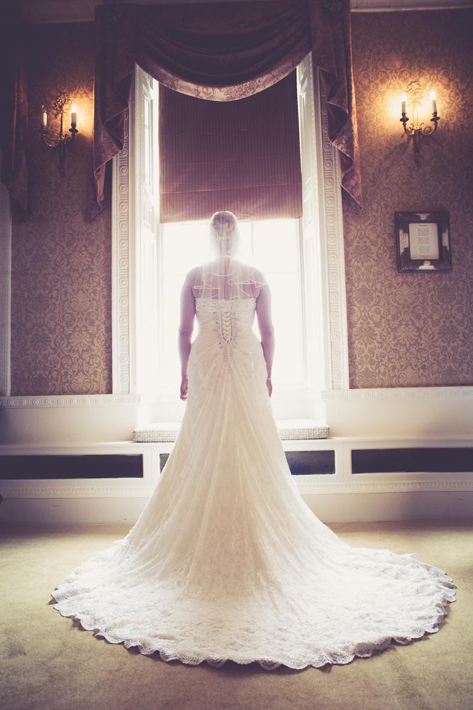 Colwick hall wedding dress
