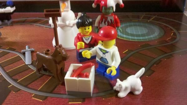 Lego City Advent Calendar Day Day 8 Jestergoblin