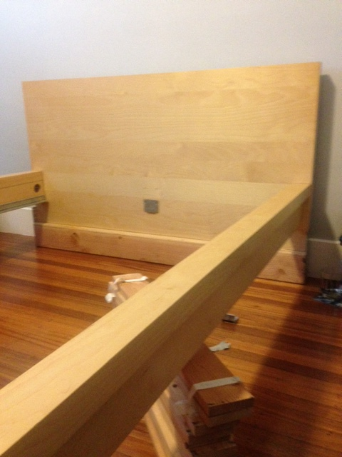 Bed Risers Ikea Project: Hacking (raising) The Malm For $30. – Longfellow