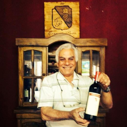 Carmelo Patti, on my wine grandpa wishlist