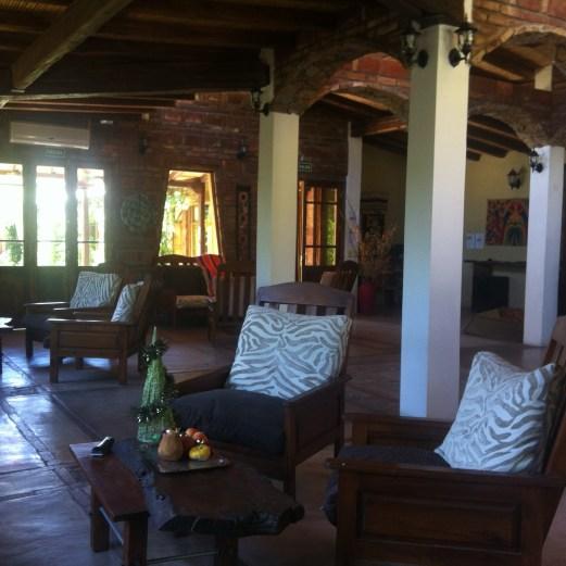 Posada el Encuentro lounge