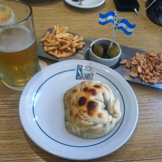 empanada and snacks Argentina