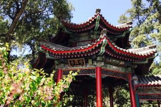 Summer Palace pavillion