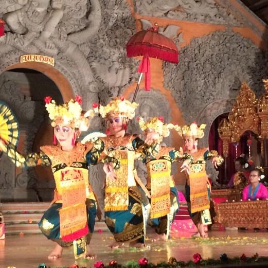 Traditional Balinese Dance - Ubud Bali