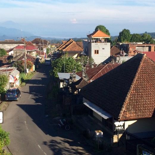 Munduk Bali - mainstreet