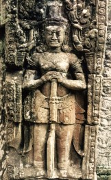Angkor sculpture 2