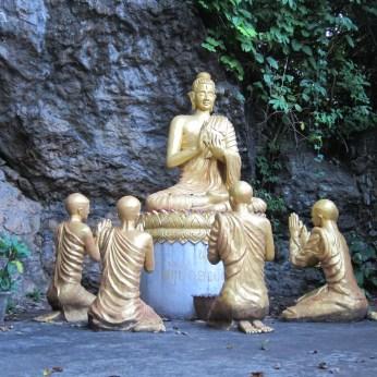 Luang Prabang buddhas