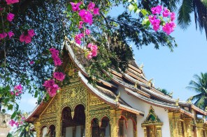 Lovely Luang Prabang, Heaven on Earth in Laos