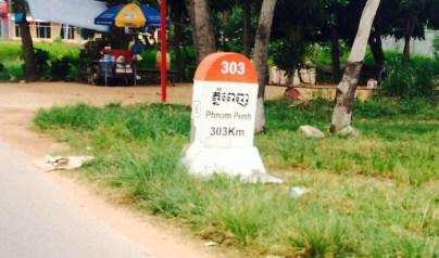 Cambodian mile borne