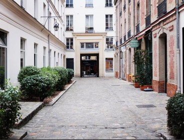 Passage Dauphine Paris 75006