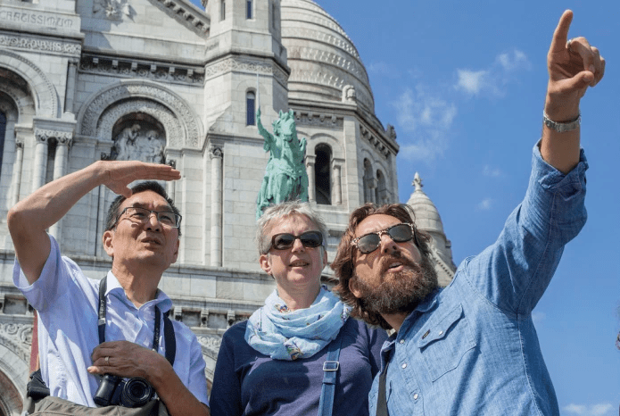 Context Travel Montmartre Tour