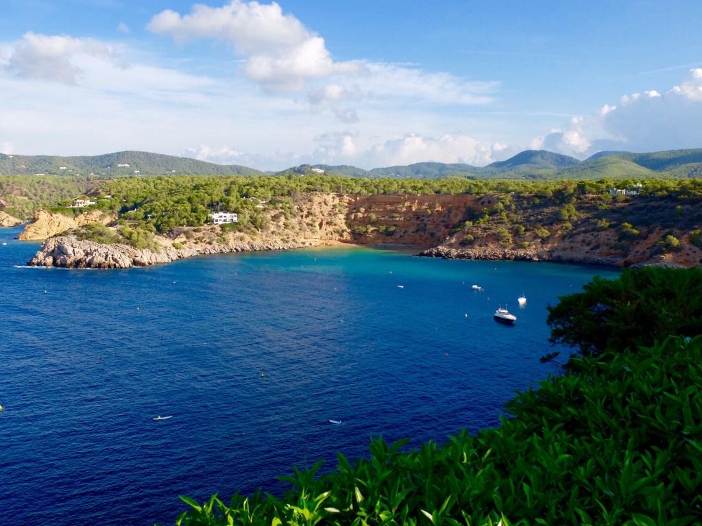 Ibiza Coastline and Calas