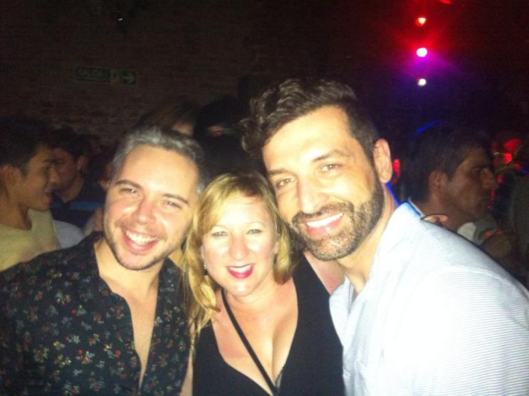 Gay Club fun - Buenos Aires