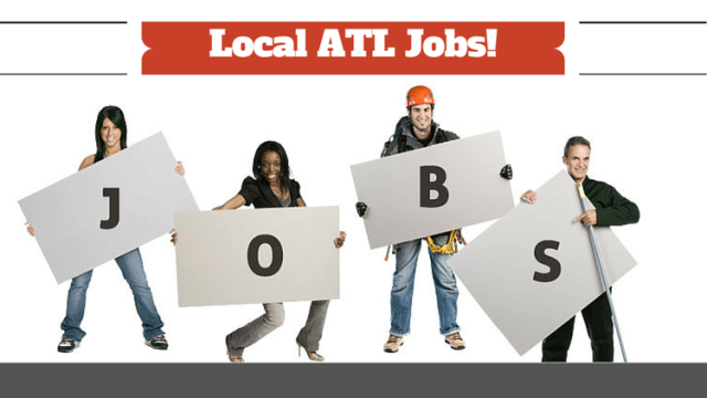 JETATL Local ATL Jobs