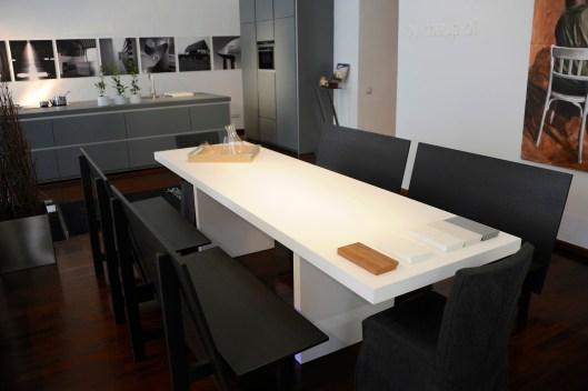 Modernist kitchen design showrooms jet city gastrophysics